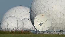 Informationen, die der BND in der Bad Aibling Station sammelte, gab er auch an den NSA weiter.