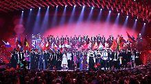 Eurovision Song Contest 2015: 100 Millionen geben sich die Mammut-Show