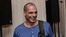 """Varoufakis attackiert die Medien: """"Die Wahrheit über Riga"""""""