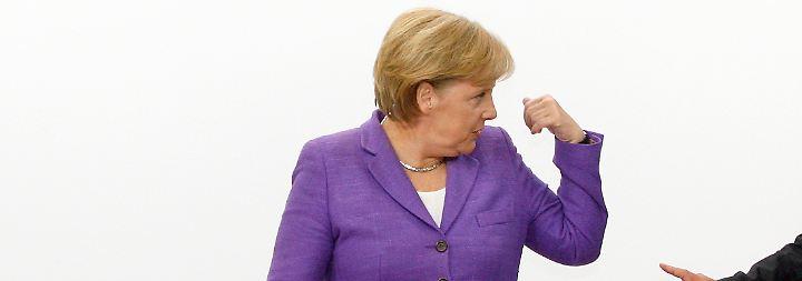 """Zum fünften Mal in Folge ist Bundeskanzlerin Angela Merkel vom """"Forbes""""-Magazin zur mächtigsten Frau der Welt gekürt worden."""