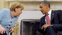 Wähler bewusst getäuscht: Merkel steckt tief in der No-Spy-Affäre