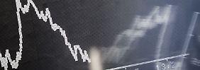 Mal eben 240 Punkte: Draghi schiebt den Dax an