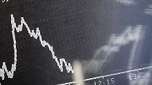 Wall Street mit Kursverlusten: Dax schließt vierten Tag in Folge im Plus