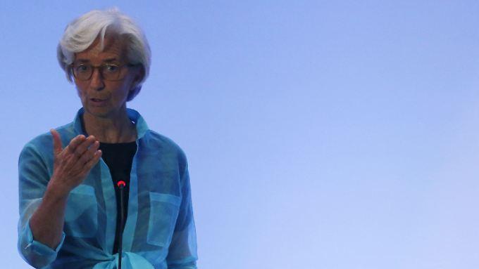 """Dax schwankt mit Griechenland: Lagarde nennt Euro-Austritt Athens als """"Möglichkeit"""""""
