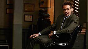 David Duchovny ermittelt als Polizist Sam Hodiak.
