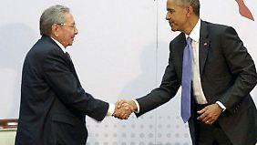 Von der US-Terrorliste gestrichen: Kubaner hoffen auf Normalisierung