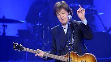 """""""Ich trinke jetzt lieber Wein"""": Paul McCartney gibt das Kiffen auf"""