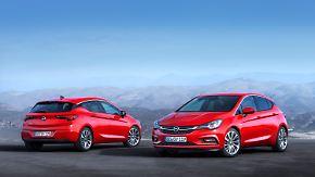Leichter, kleiner, spritziger: Opel zeigt erste Bilder vom neuen Astra