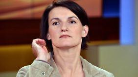 Irene Mihalic - Innenexpertin der Grünen.