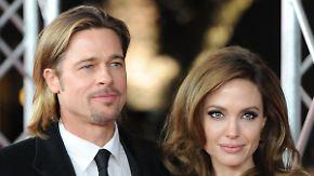Promi-News des Tages: Brad Pitt überrascht Angelina Jolie mit fliegendem Präsent