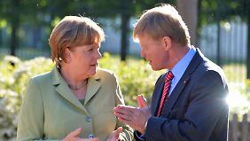 Hoffmann verlangt mehr Engagement von Merkel.