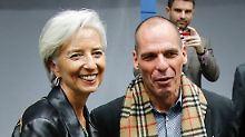 Hilfen für Griechenland: IWF hilft Athen bei der Konkursverschleppung