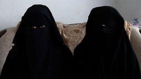 Zwangsverheiratet im Dienste des IS: Was suchen junge Europäerinnen bei den Dschihadisten?