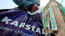 Kommt die deutsche Warenhaus AG?: Karstadt-Eigner bietet Milliarden für Kaufhof