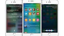 WWDC: Apple Music ein Highlight: iOS 9 auch für alte iPhones und iPads