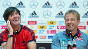 """""""Mentale Stärke"""" des Gegners: Löw lobt Klinsmann und seine US-Kicker"""