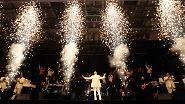 Er durfte als einziger nicht-britische Künstler in der Londoner Royal Albert Hall spielen.