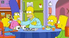 """Homer hat schon 'ne Neue: """"Die Simpsons"""" lassen sich scheiden"""