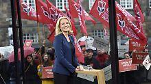 Helle Thorning-Schmidt will es wissen und ruft die Dänen früher an die Wahlurnen.