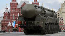 Abrüstung mit Vorbehalten: Atommächte modernisieren ihr Waffenarsenal