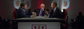 """Christian Lindner in """"Das Duell"""": """"Größte Gefahr, dass Athen im Euro bleibt"""""""