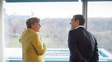 """Verhandlungen mit Griechenland: """"Anders als Samaras werden wir respektiert"""""""