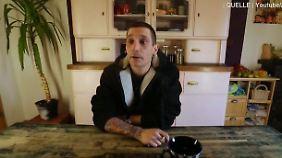 Grimme online Award für Ex-Junkie: Videoblogger berichtet aus dem Drogensumpf