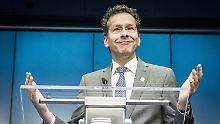Person der Woche: Der Euro-Notarzt denkt an seinen Job