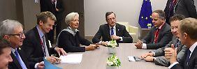Wer das Geld hat, hat die Macht: Entscheidet Draghi über die Schuldenkrise?