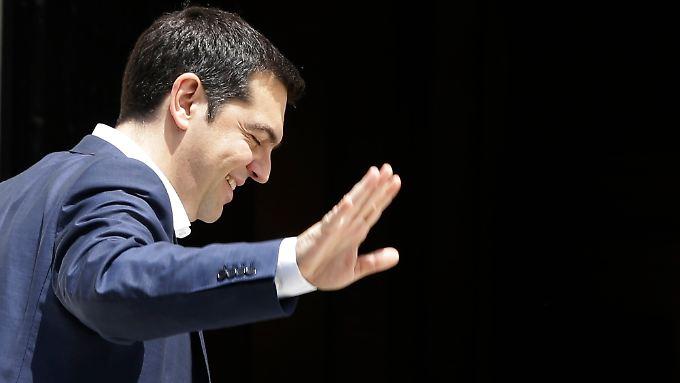 Details zu dem Sondertreffen sind aus Tsipras' Büro nicht zur hören.
