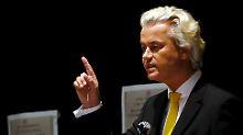 Karikaturen des Propheten: Geert Wilders provoziert Muslime