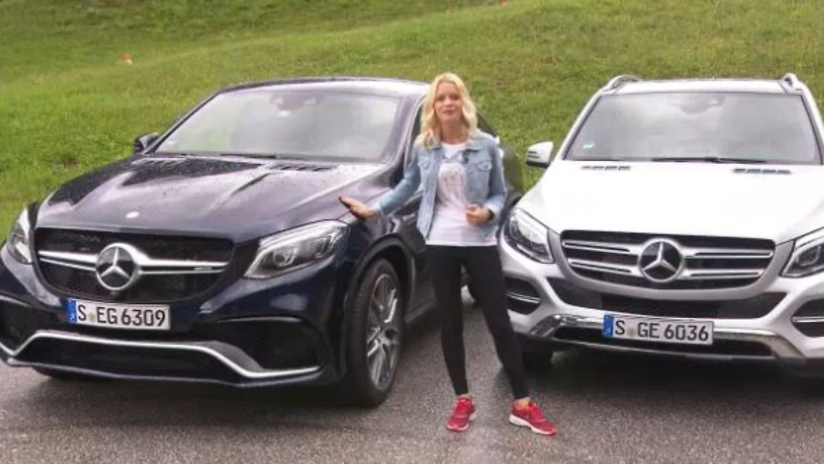 hybrid suv und amg coup im test was die neuen gle modelle von mercedes k nnen n. Black Bedroom Furniture Sets. Home Design Ideas