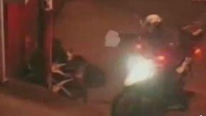 Verfolgungsjagd in Sao Paulo: Polizist schießt auf am Boden liegende Verdächtige