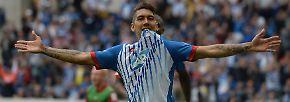 Wer hätte gedacht, dass die TSG aus Hoffenheim einmal vom teuersten Transfer der Bundesliga-Geschichte profitieren würde? Zwar muss sie den Abgang von Roberto Firmino verkraften, ...