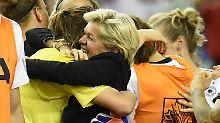 """""""Eigentlich zu alt für sowas"""": WM-Heldin Angerer rettet den Titeltraum"""