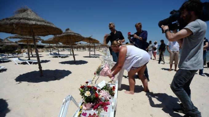 Deutscher Krisenstab eingerichtet: IS bekennt sich zu Tunesien-Attentat