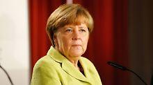 Viele Deutsche glauben, dass die CDU unter Angela Merkel nach links gerückt ist.