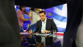 Varoufakis prüft EuGH-Klage: Alexis Tsipras zieht seinen Rücktritt in Erwägung