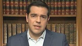 Seit Mitternacht faktisch bankrott: Tsipras will Rettungsauflagen offenbar akzeptieren