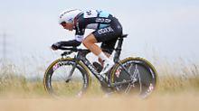 Tony Martin hat ein großes Ziel: Er will nach dem Zeitfahren zum Auftakt der Tour de France ins Gelbe Trikot schlüpfen.