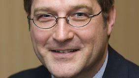 Ökonom Volker Wieland ist einer der Wirtschaftsweisen.