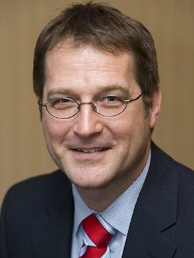 Der Wirtschaftsweise Volker Wieland.