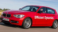 Neue Effizienz-Idee von BMW: Wasser im Zylinder pusht den 1er
