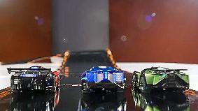 Carrera-Bahn 2.0: Anki Overdrive ist Mischung aus Spielzeug und Videospiel