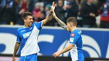 ++ Fußball, Transfers, Gerüchte ++: Rekord-Transfer Firmino vermisst Hoffenheim