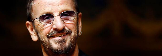 Für immer Love and Peace: Ringo Starr, lebende Legende