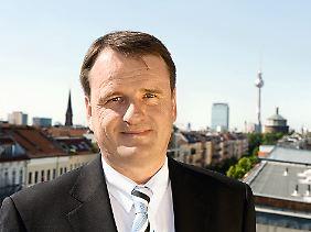 Dr. Michael Bormann, Steuerexperte und Gründungspartner der Sozietät bdp Bormann Demant & Partner (bdp-team.de)