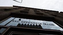 Sal.-Oppenheim-Prozess: Bankchefs wegen Untreue verurteilt
