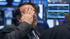 Drei Stunden Handelsausfall: Computerpanne legt New Yorker Börse lahm