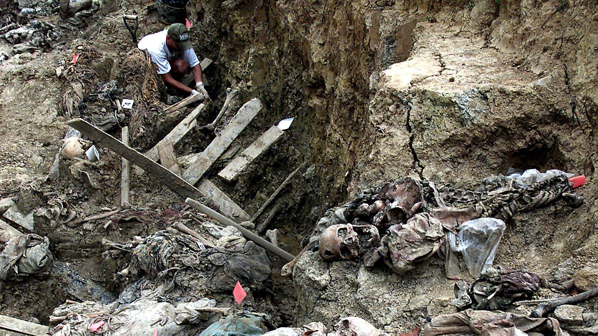 Bosnienkrieg Srebrenica